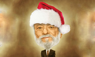 Merry Christmas from The Stephen Sondheim Society!