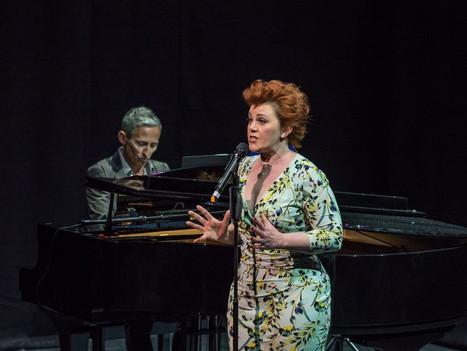 Guest performer Sophie-Louise Dann
