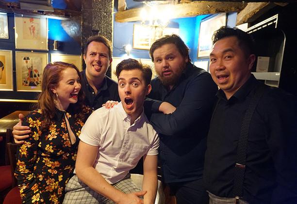 Alex Cardall & the ACT trio