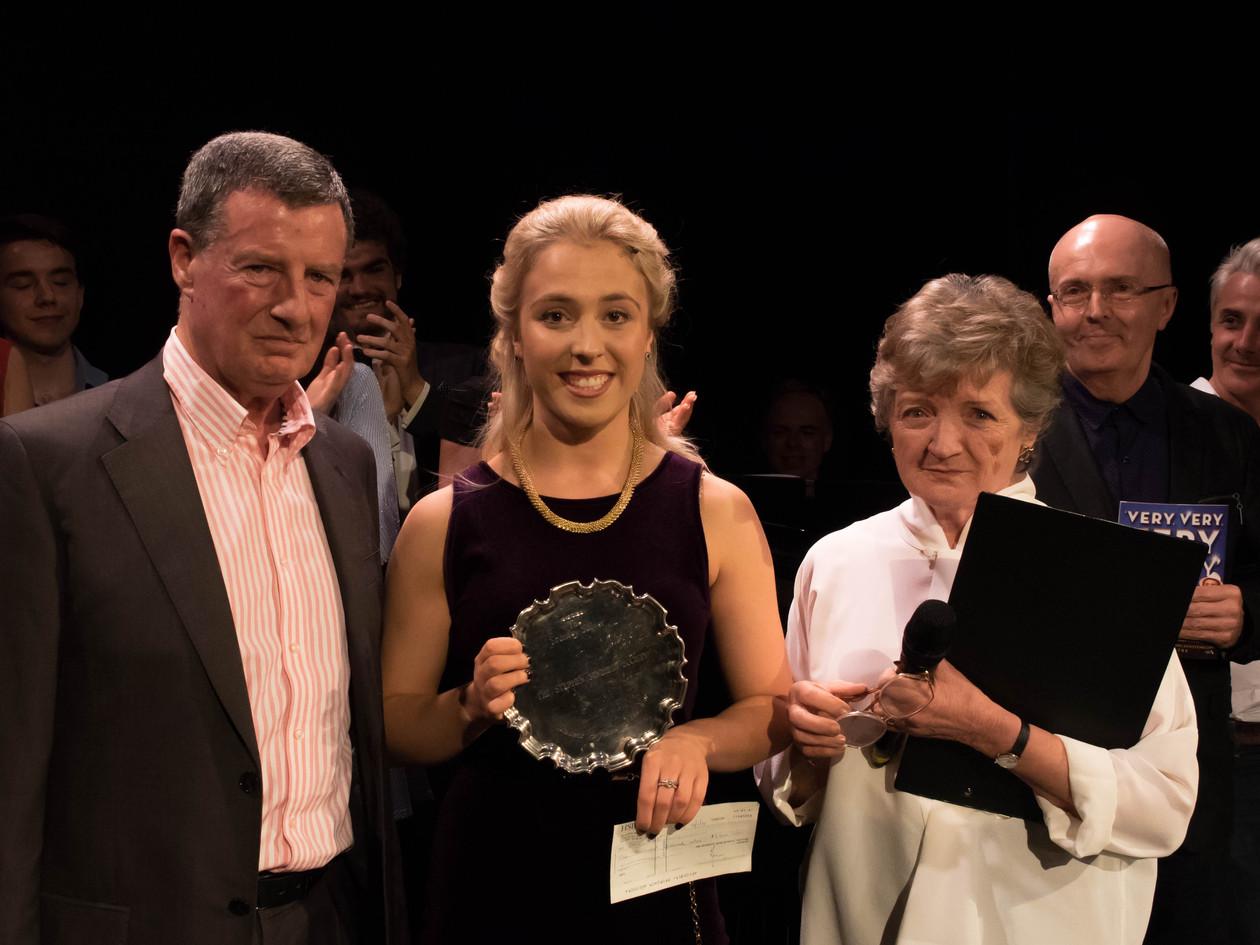 Patrick Hayward, Corrine Priest, Julia McKenzie