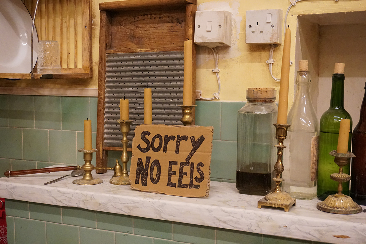 Sorry No Eels