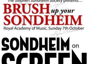 Brush Up Your Sondheim: Sondheim on Screen