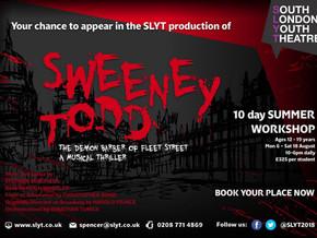 Aged 12–19? Then Sweeney needs YOU!
