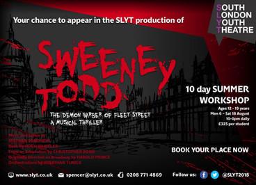 SLYT Sweeney Todd