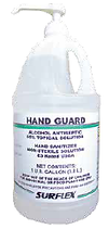 HAND GUARD - 65% Alcohol-Based MIST Liqu
