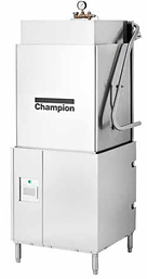 Champion Dishwasher with RinseSentry San