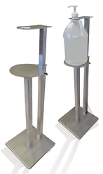 Advance Tabco Hand Sanitizer Stand.png