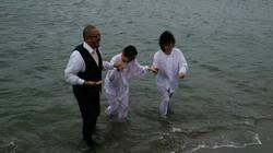 2016年10月9日洗礼式:山ノ下海浜公園