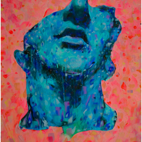 Arthur Kwon Lee. painting.