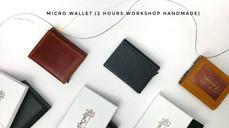 旅行最佳拍檔 | 鋁製金屬薄錢包防磁RFID