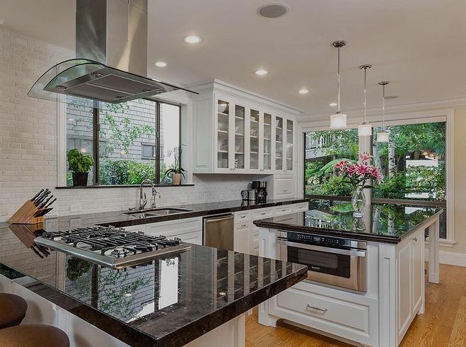 kitchen-island-with-nordic-black-granite