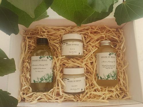 Mirimiri Massage gift box
