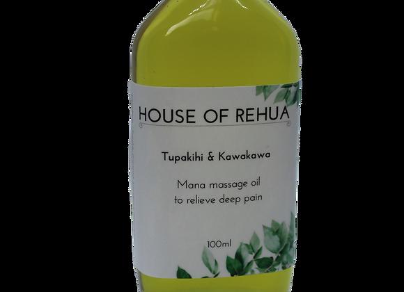 Deep Pain Massage Oil
