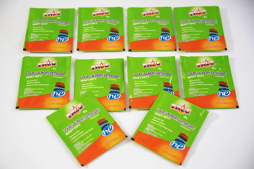 The True Laundry Detergent Travel Size & Samples