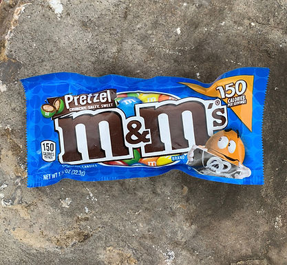 M&M Pretzel