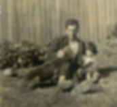 Cropped Gilda Bucky Dog and GPa.jpg