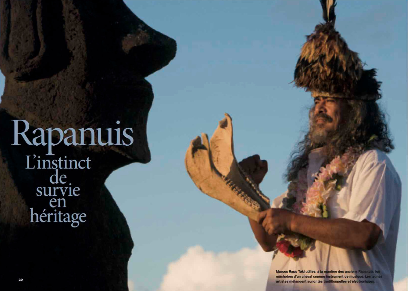 Instinct de survie Rapanui