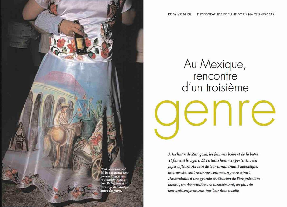 Zapotèques du Mexique