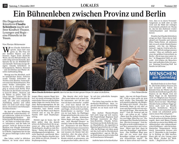 Provinz und Berlin