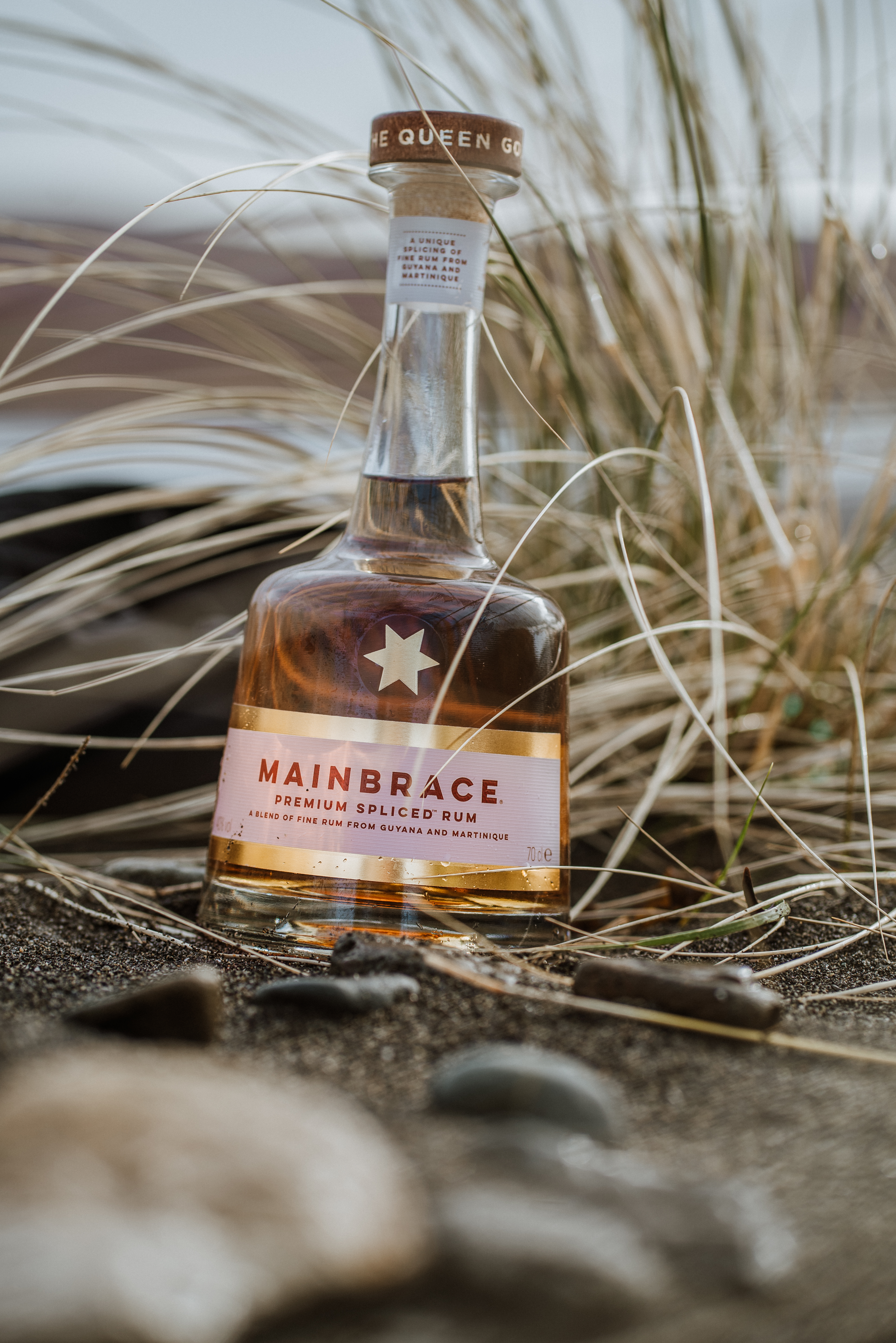 Product x Mainbrace Rum