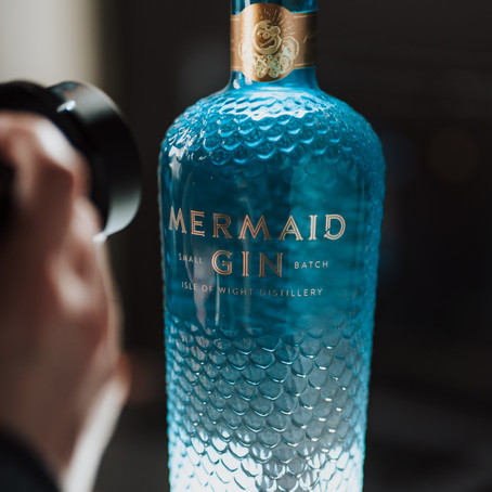 Behind the Scenes with Mermaid Gin