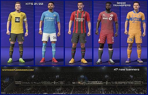 FIFA 21-IMs GRAPHIC mod 1.4.0 -IMstudiom