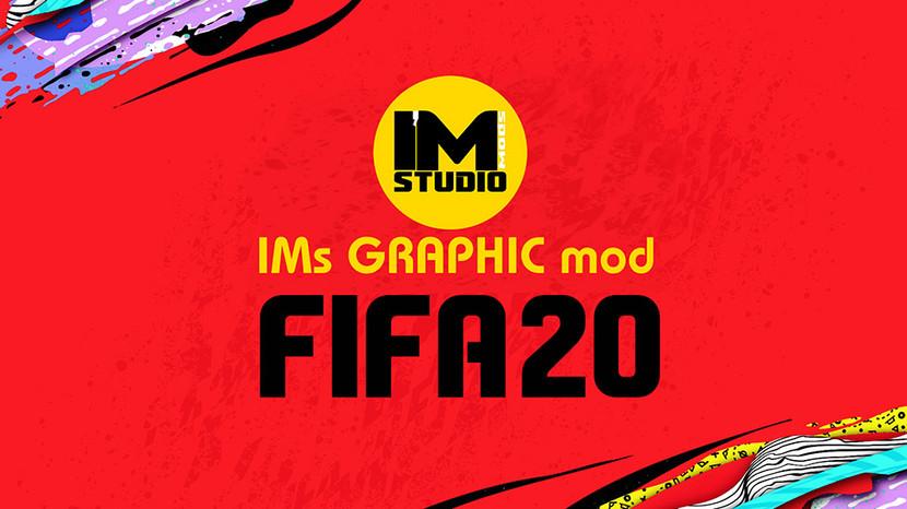 FIFA 20-IMs mod-IMstudiomods