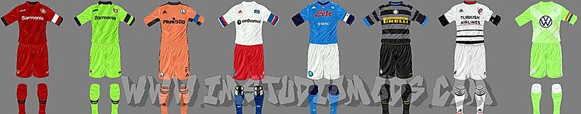 FIFA-new jersey-kits-season 2021 mod-IMs