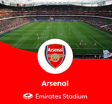 Arsenal FC banner,flags,minifaces