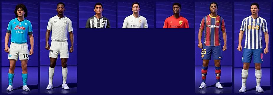 IMstudiomods-FIFA 21 icons-FIFA 21 mod 1