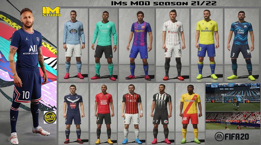 FIFA 20 mod--IMstudiomods-FIFA banner-season 21-22-IMs GRAPHIC mod