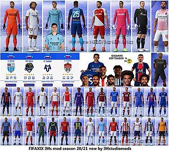 FIFA 19-FIFAXIXIMs frosty mod-IMstudiomo