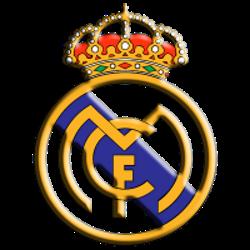 La Liga Santander Real Madrid logo