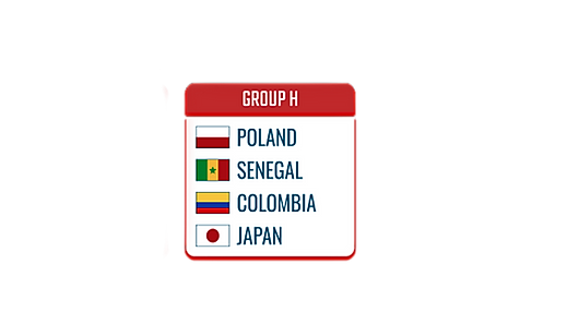 WC 2018 group H IMstudiomods