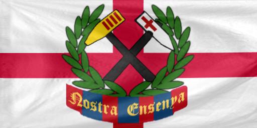 flag Nostra Ensenya FC Barca