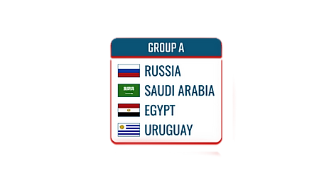 WC 2018 group A