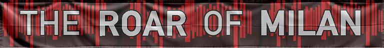 AC Milan puma banner