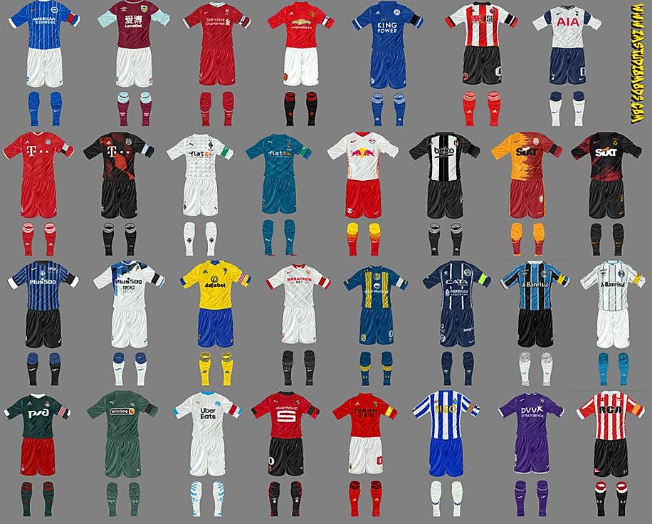 FIFA 14 FIFA 15 kits season 2021 IMstudi
