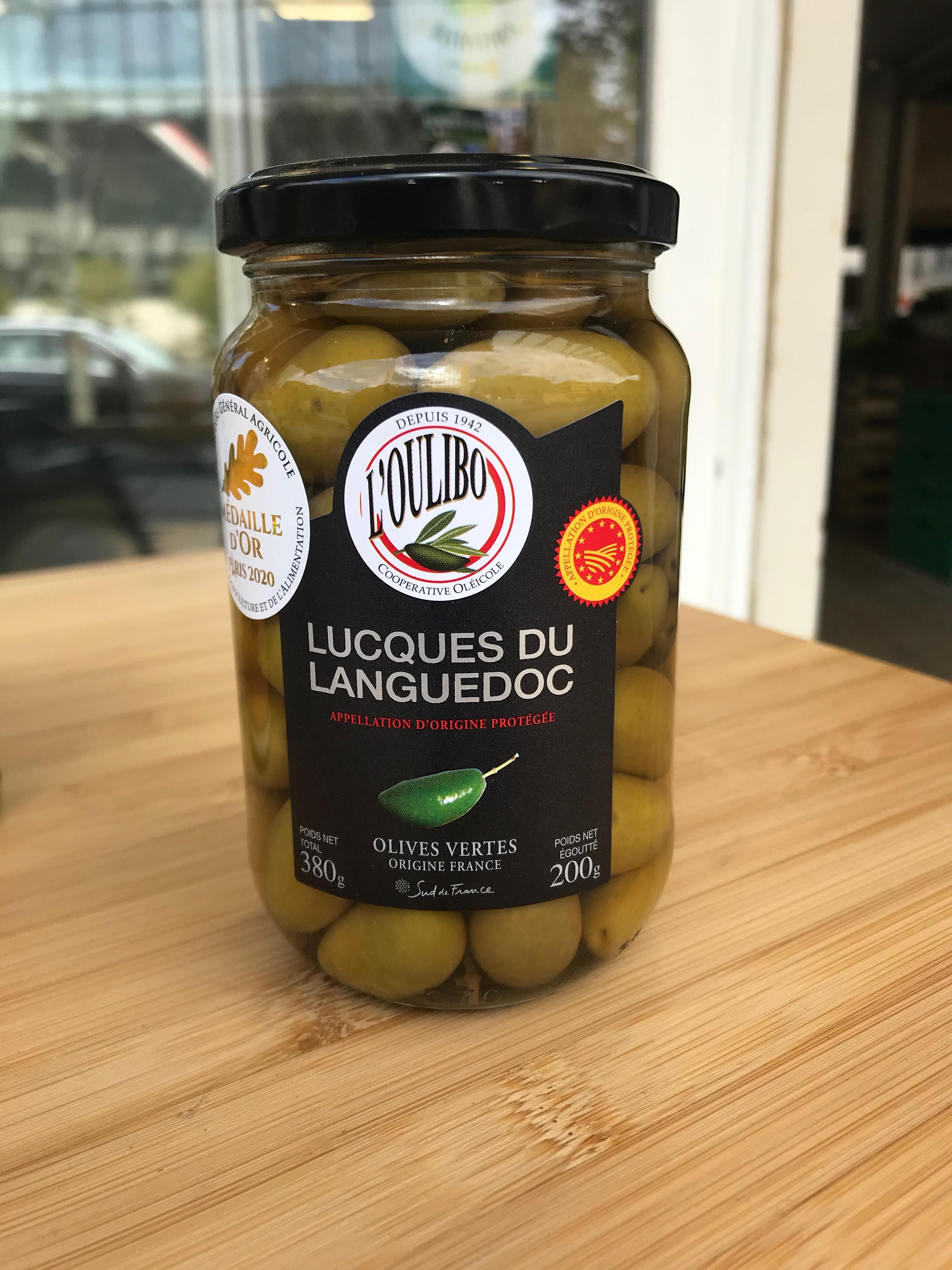 Lucques du Languedoc