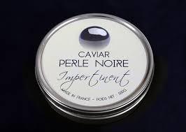 Caviar d'Aquitaine - Sur Commande - Perle Noire - pre-order now your french Caviar