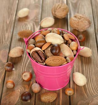 Fruits secs pour la santé
