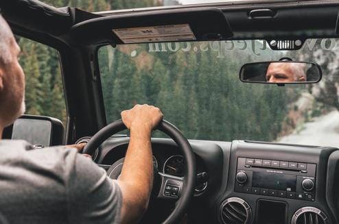 Colorado West Jeeps Interio