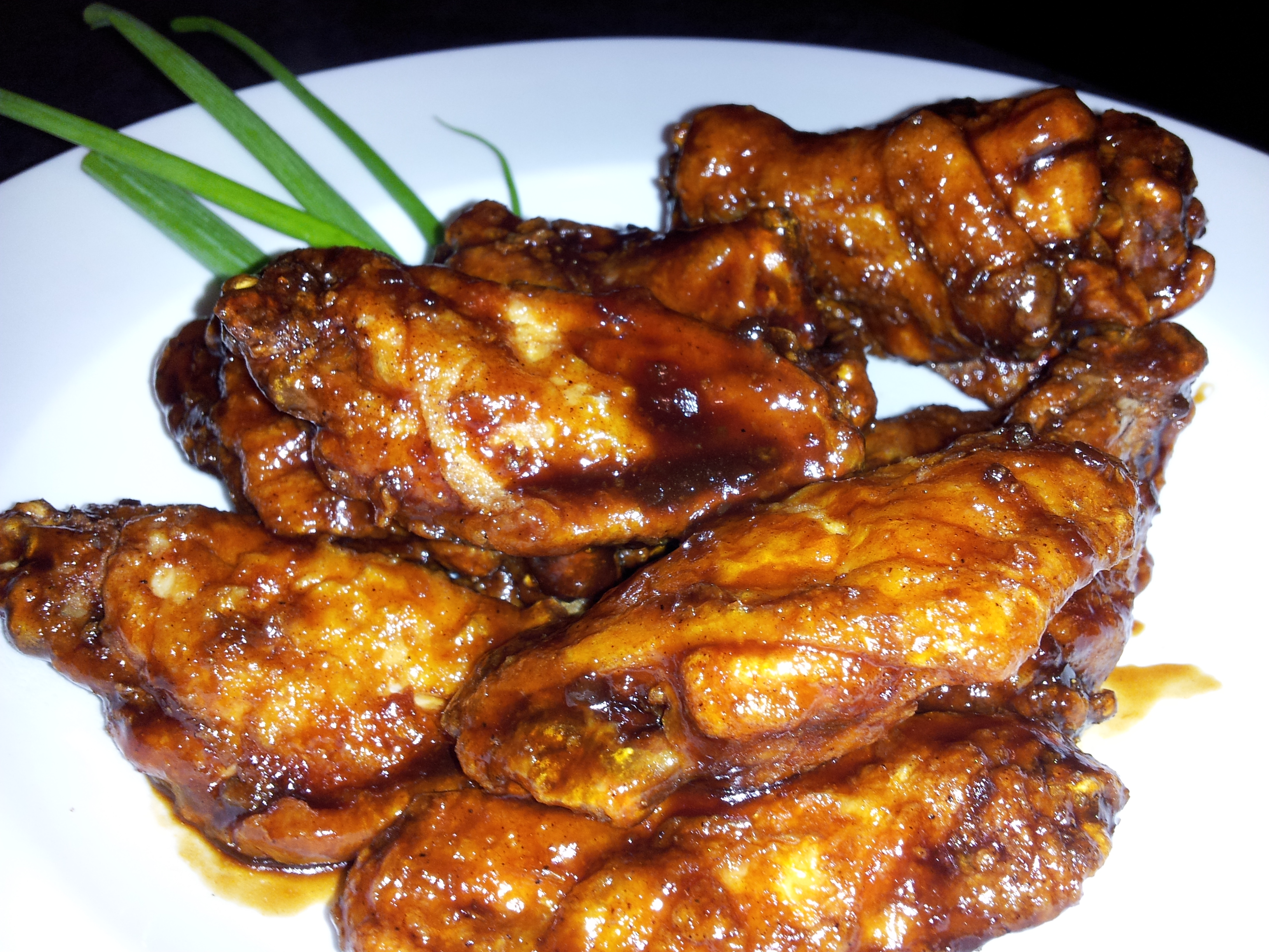 Kentucky Bourbon Wings