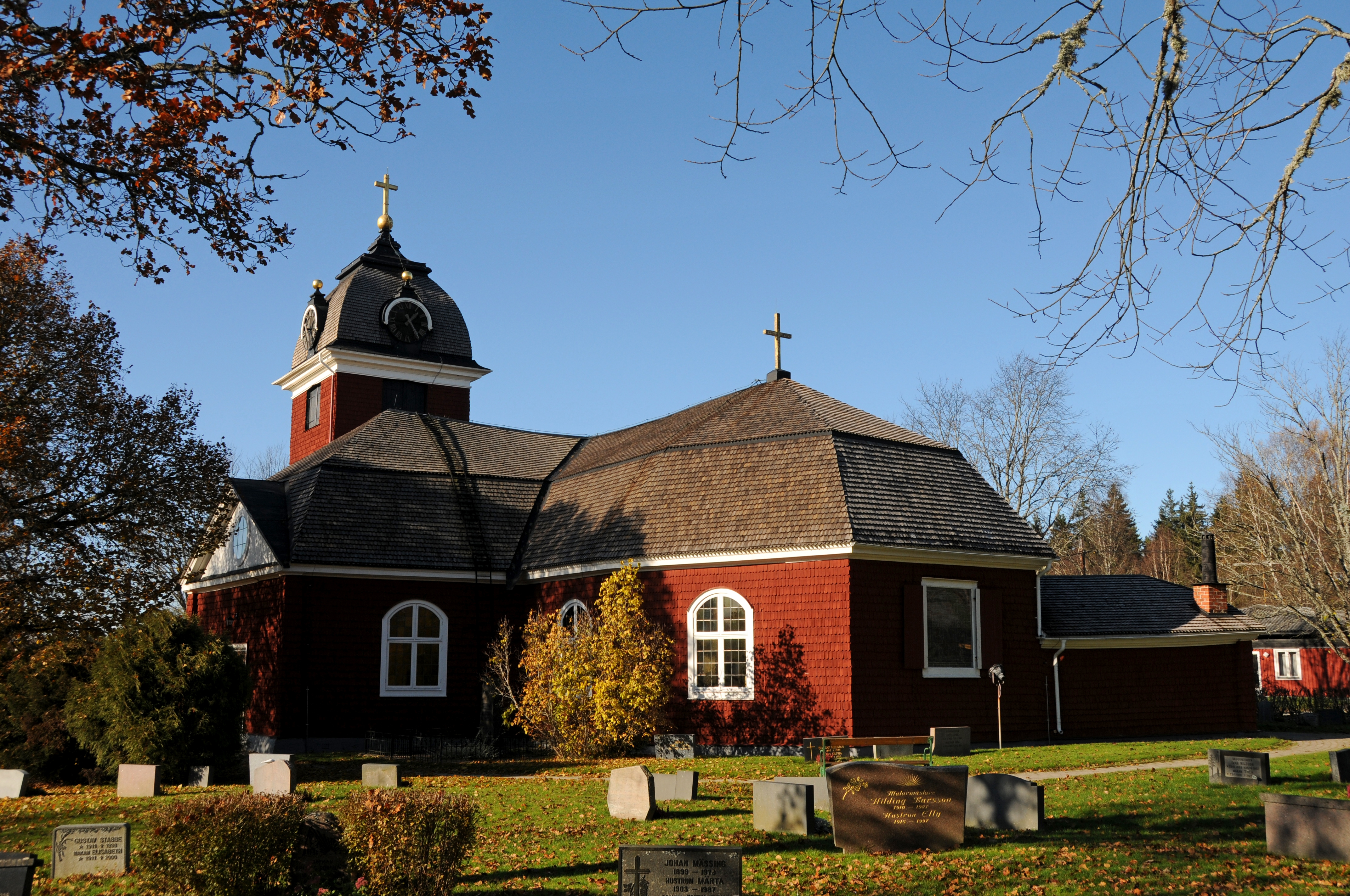 Hjulsjö Church