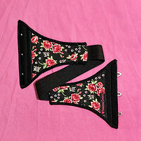 Valentine Body Belt Floral 3