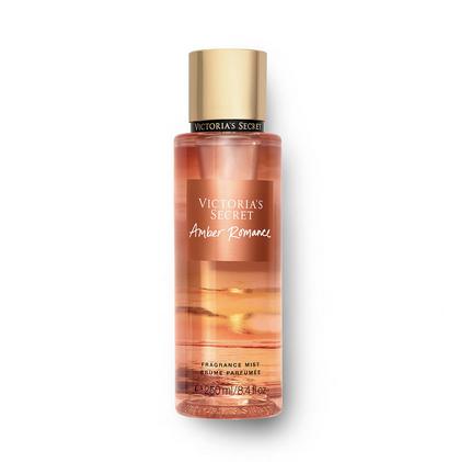 Body Splash Victoria's Secret Amber Romance 250ml Feminino