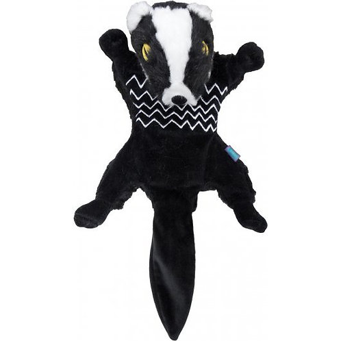 ROADKILL BADGER COUNTRY DOG TOY