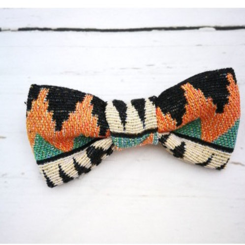 SABRE TOOTH DOG BOW TIE