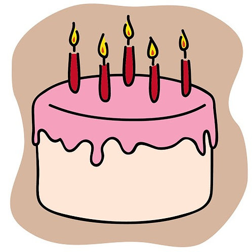 Paw & Bone's delicious pooch birthday cake