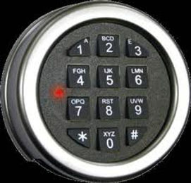 Columbus, Cincinnati, Electronic Safe Lock, RFID